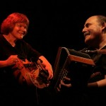 24/09/16 à Cerny : Marie-Odile Chantran & arc Peronne