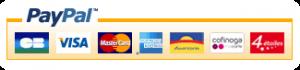 Logos de solution PayPal