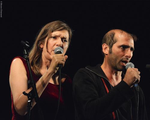 Elise Caron & David Lescot CE01