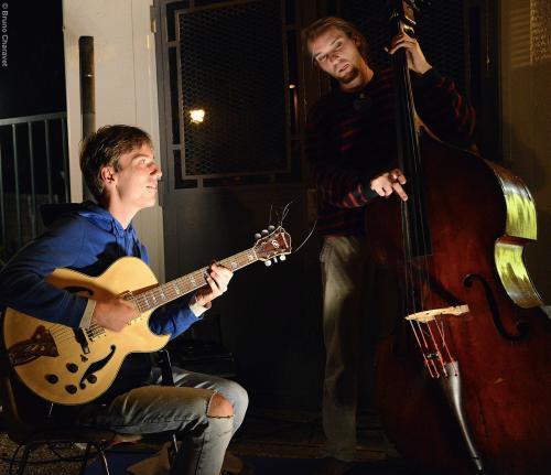 Quentin & Gabriel (Conservatoire de Rennes)