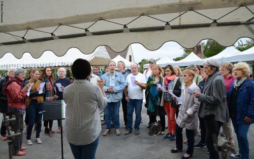 Sandrine Conry's singing workshop 02